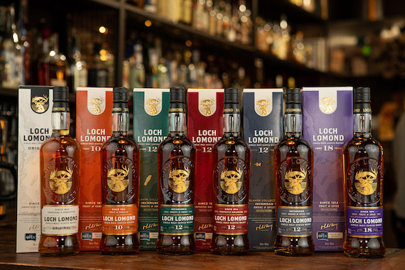 Loch Lomond Undergoes Brand Re-launch photo