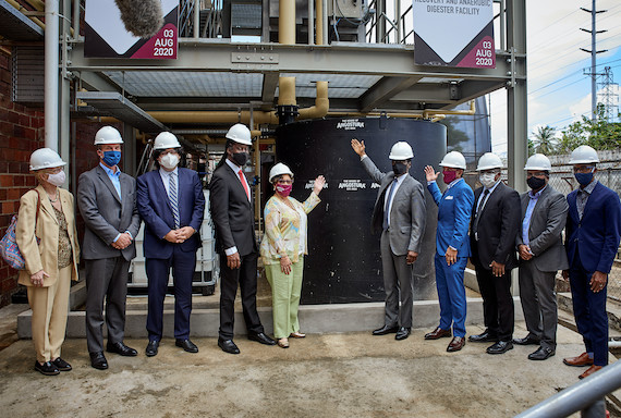 Angostura Boosts Production Capacity With New Facility photo