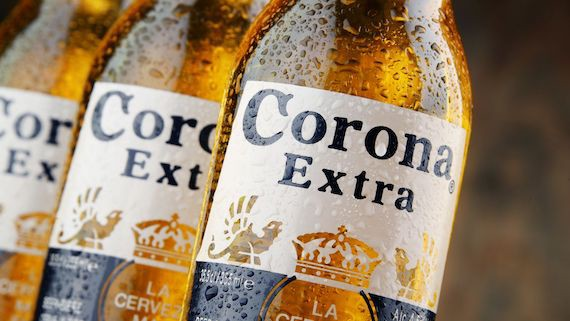 Corona Named World's Most Valuable Beer Despite Pandemic Name Clash photo