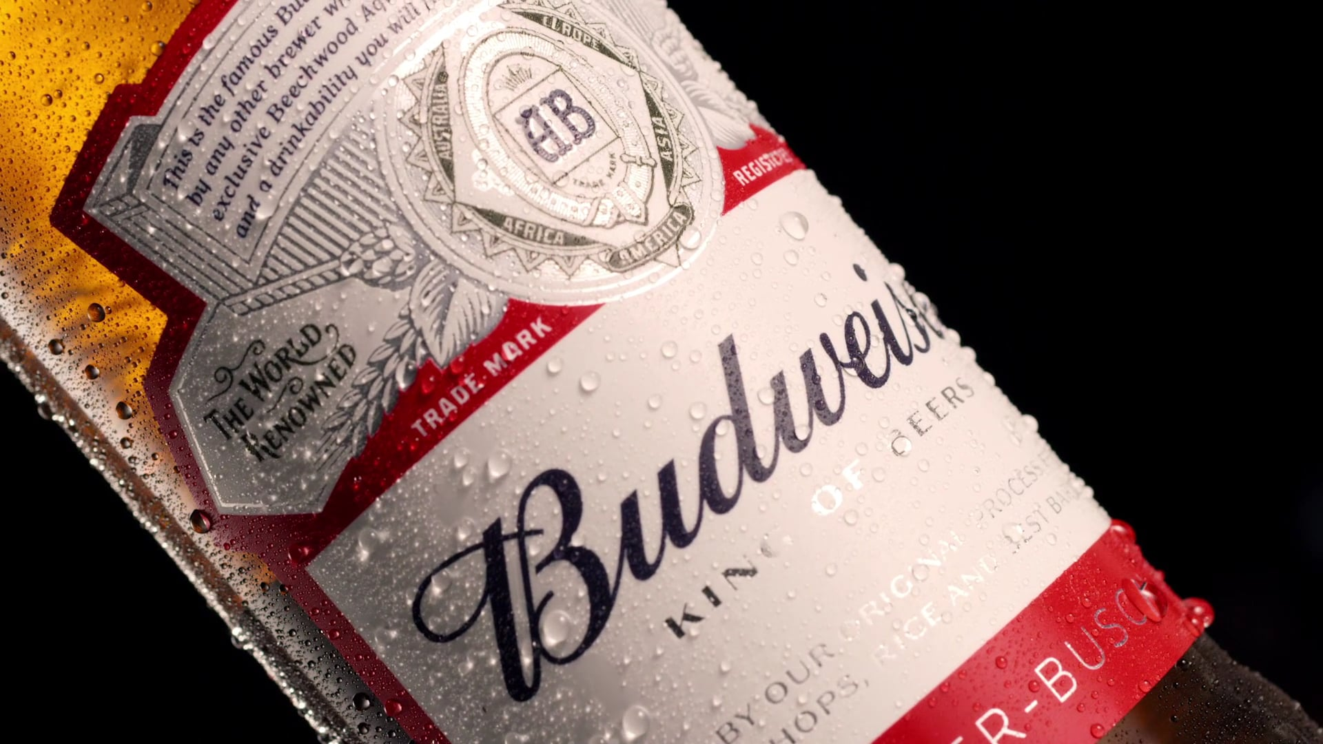 Budweiser Rolls Out New National Campaign photo