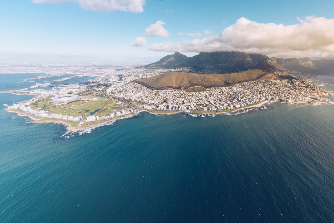 Vote For Cape Town In The 2020 World Travel Awards photo