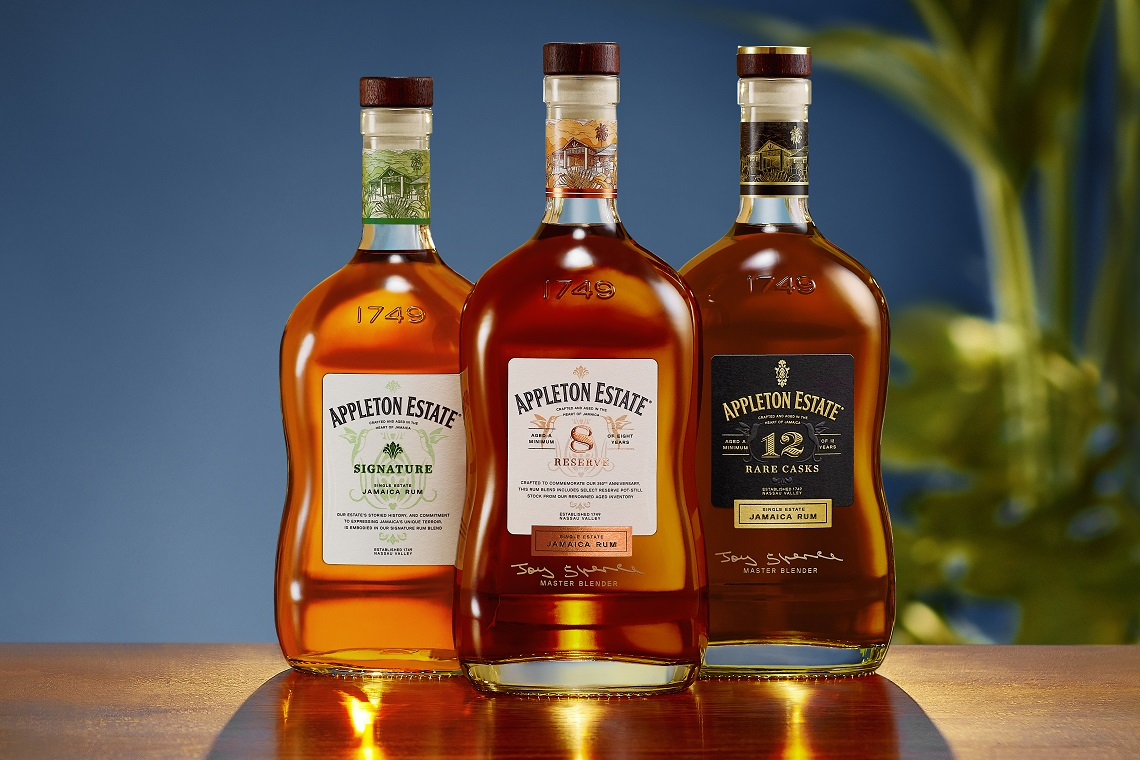 Appleton Estate Launches New Rum And A New Look photo