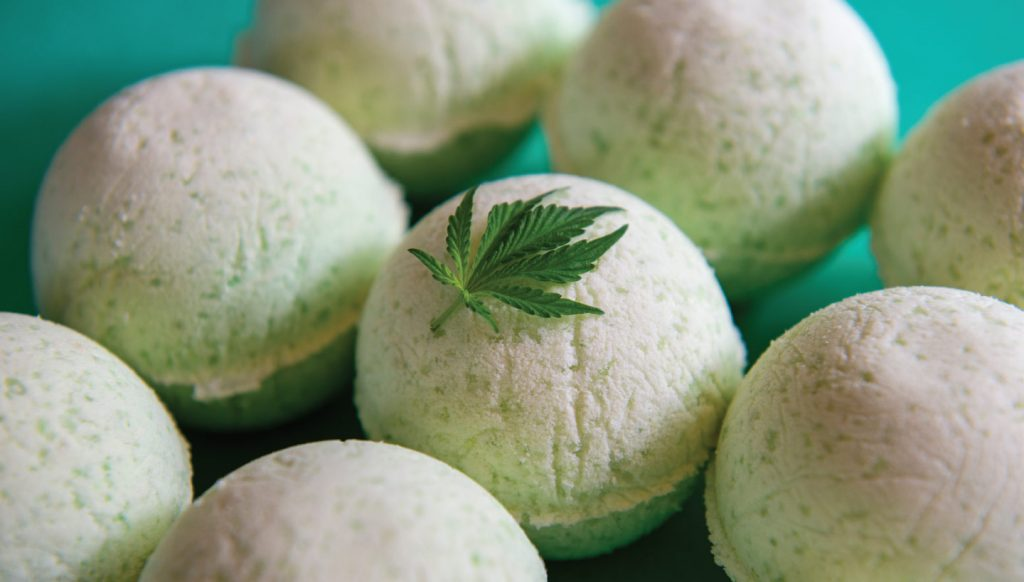 The Surprising Truth About CBD Bath Bombs photo