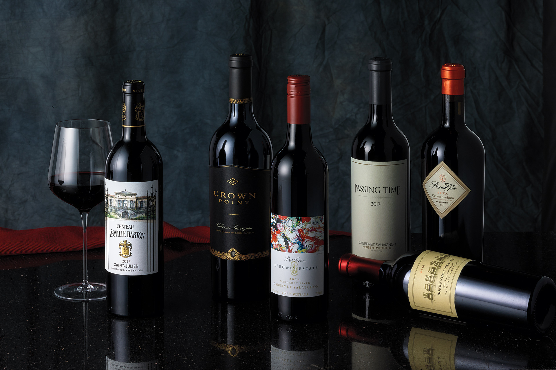 A Global Guide To Great Cabernet Sauvignon photo