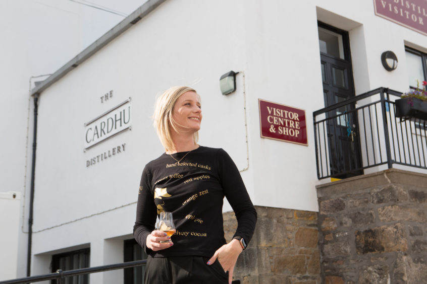 Speyside Distillery To Welcome Visitors For First Time Since Lockdown Next Week photo