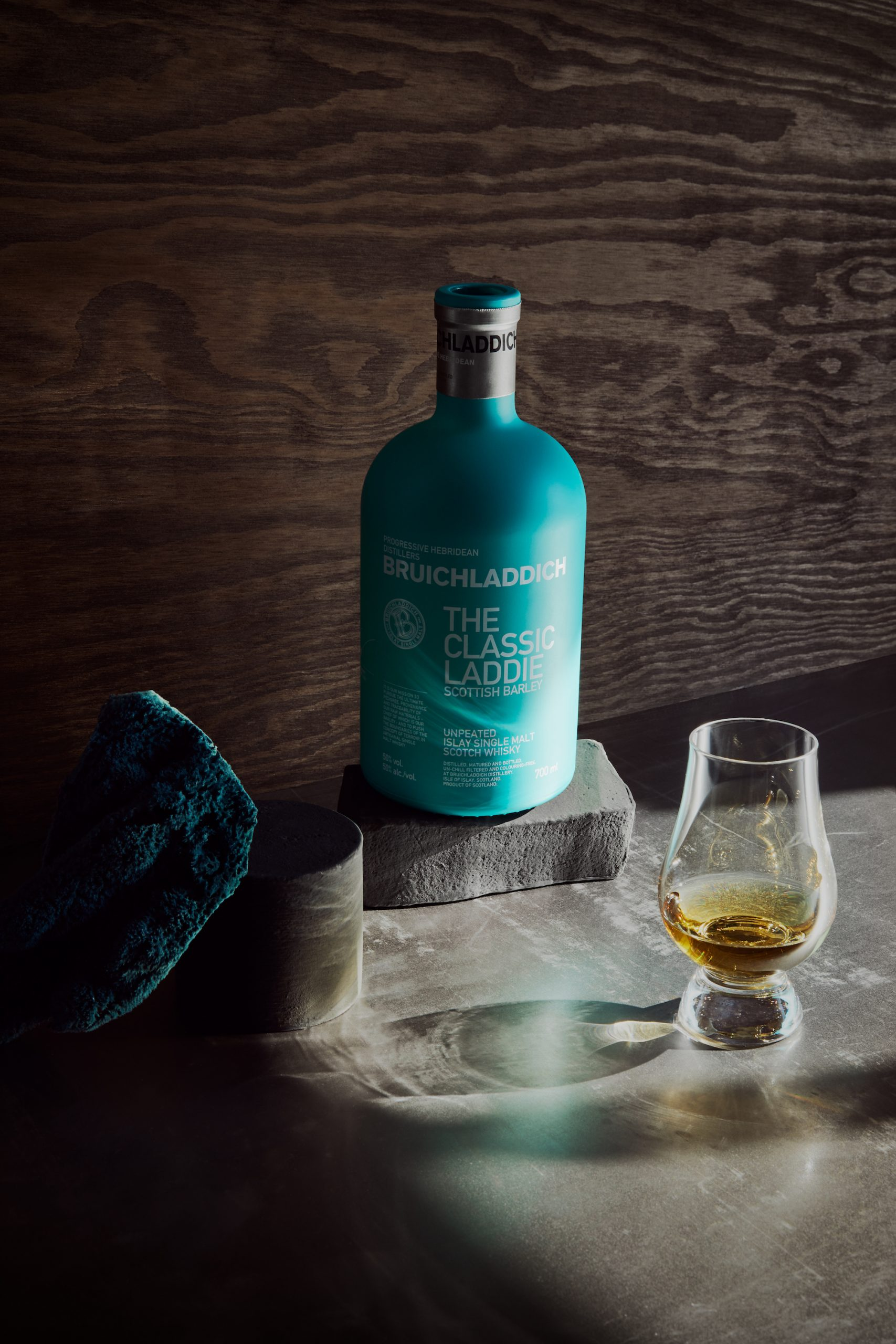 Whisky Distillery Bruichladdich Drop Their Hidden Measures Campaign photo