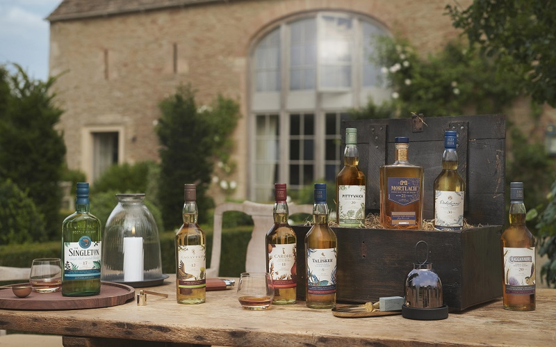 Diageo Unveils Single Malt Scotch Whisky Collection photo