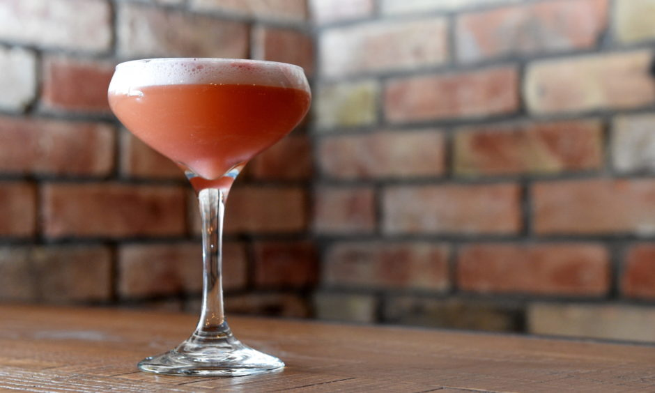 Cocktail Of The Week: How To Make The Perfect French Martini With Three Ingredients photo