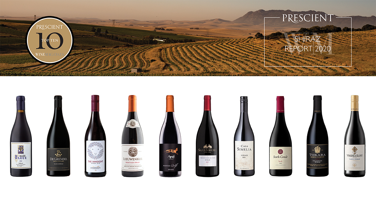 The Top 10 Prescient Shiraz Report 2020 Is Live! photo