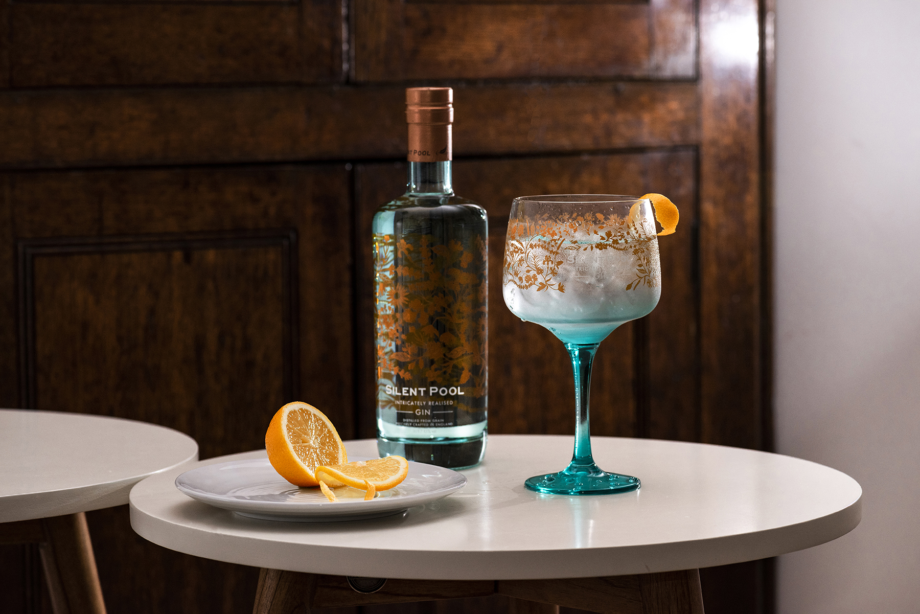 Cocktail Recipes Featuring Silent Pool Gin photo