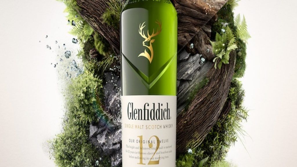 Glenfiddich Whisky 12 Year Old Gets A Makeover & A New Bottle Design photo