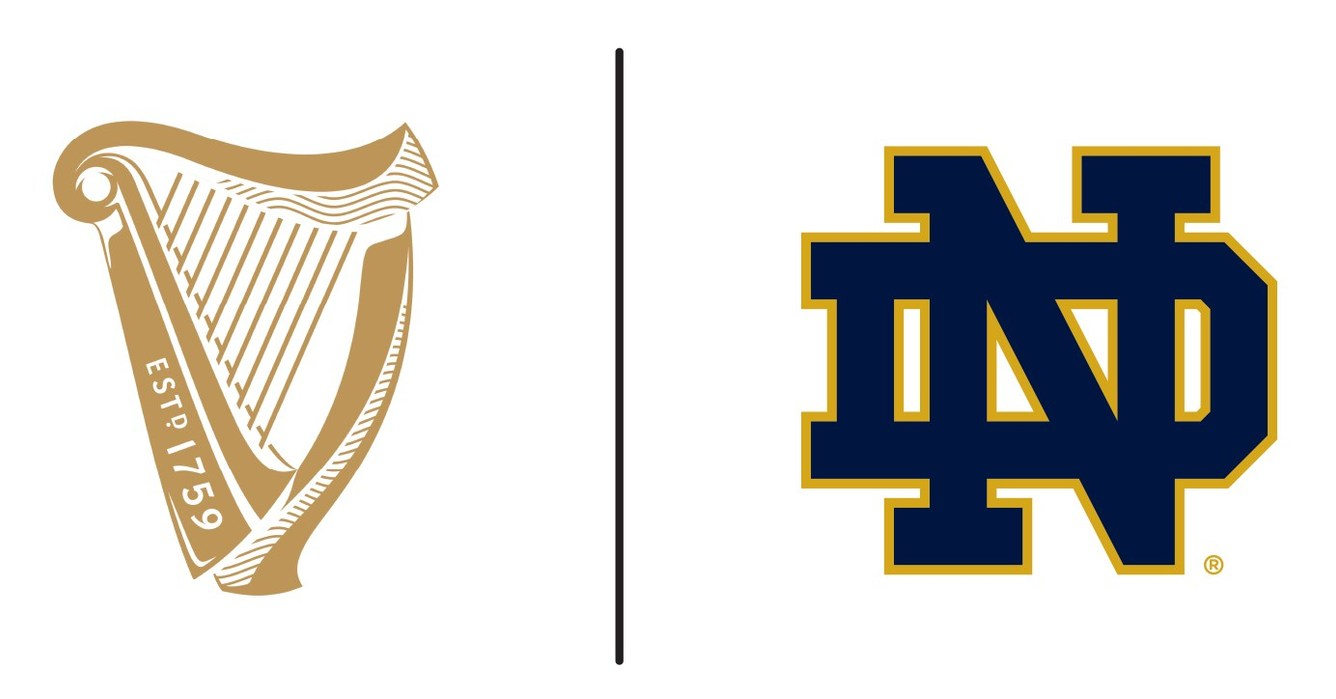 Nearly Two Centuries In The Making: Guinness, The Brewing Irish, Are Partnering With The Fighting Irish Of The University Of Notre Dame photo