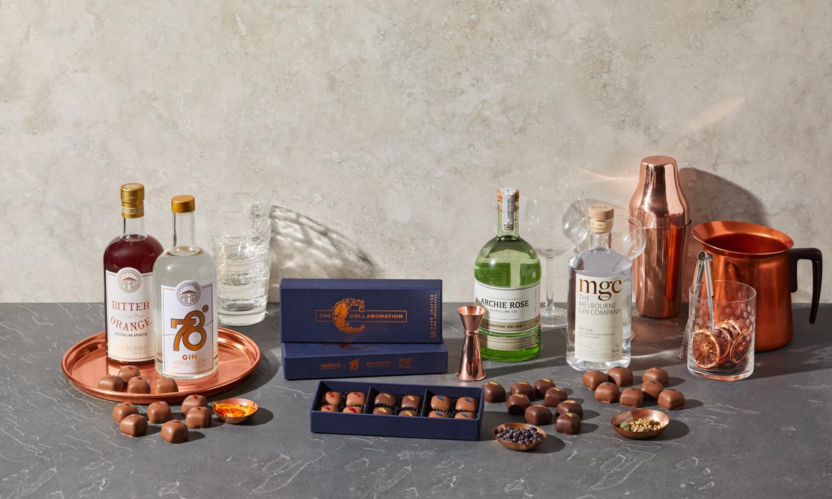 South Australia's Favourite Chocolate Has Teamed Up With South Australia's Favourite Gin photo