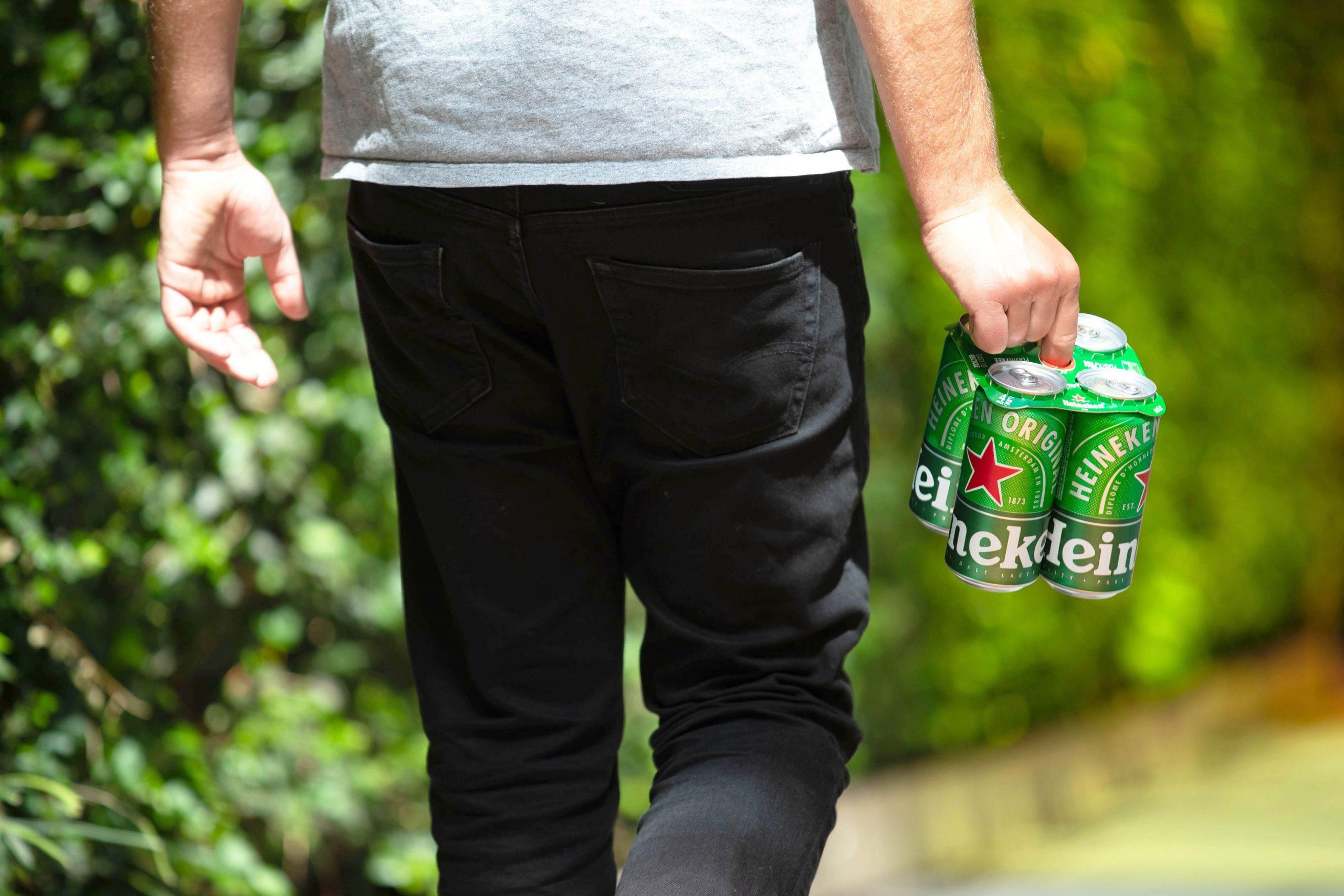 Heineken Launches Cardboard Topper For Heineken, Foster's, Kronenbourg 1664 photo