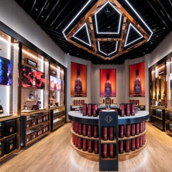 Hennessy's First Chinese Flagship Boutqiue Opened In Sanya photo
