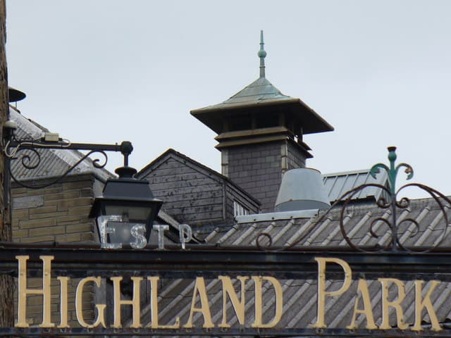 Highland Park Whisky Distillery (stuck At Home Whisk(e)y Video Watchlist) photo