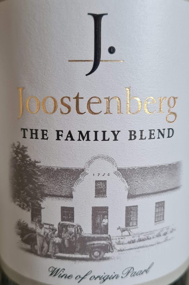 Joostenberg The Family Blend 2018 photo