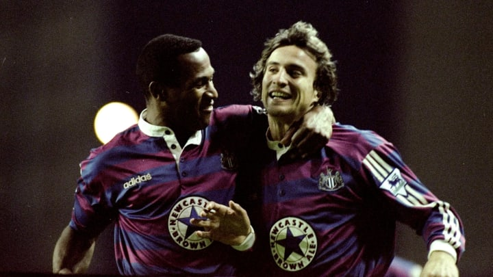 Newcastle's 10 Best Away Kits Of All Time photo