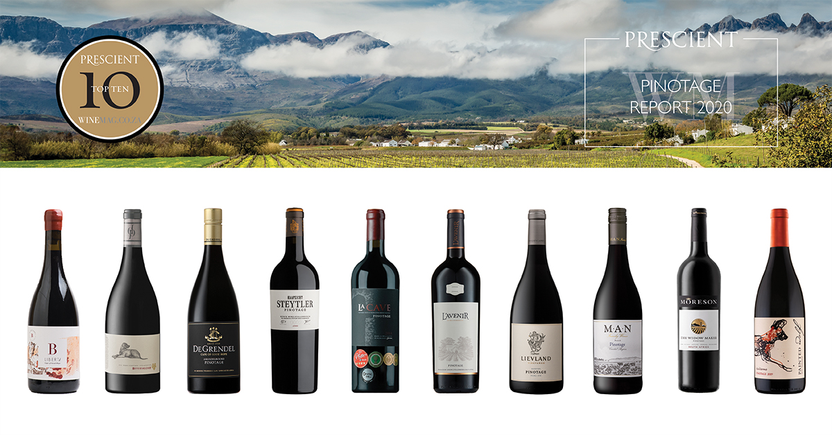 The Prescient Pinotage Report 2020 Shows That The Grape Is No Longer An Easy Target For Criticism photo