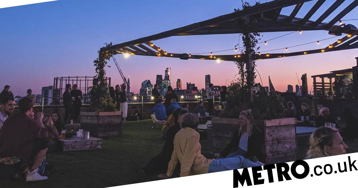 The Nine Best Rooftop Bars In London photo