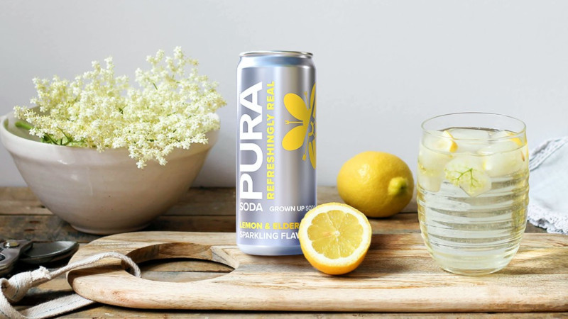 Review Pura Soda Gives Cold Drinks A Refreshingly Grown-up Twist photo