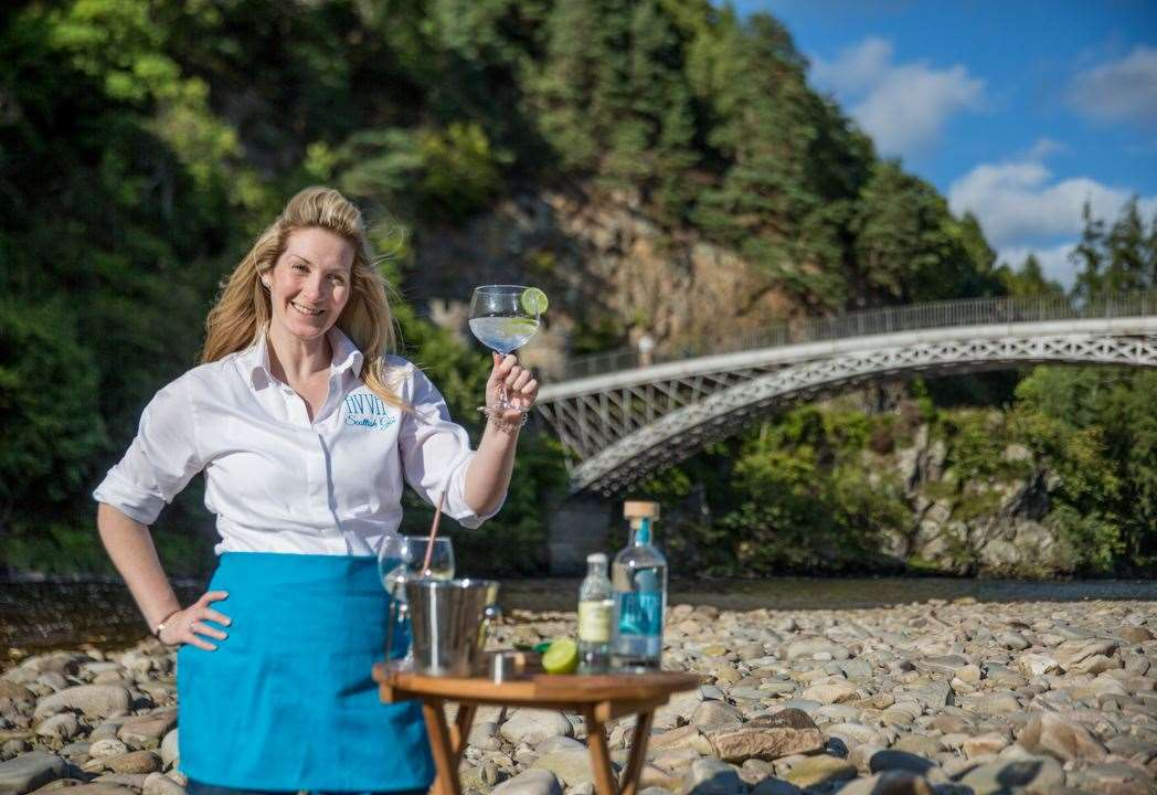 Medal Haul For Elgin Gin Distillery As It Gets Ready To Welcome Tour Visitors photo