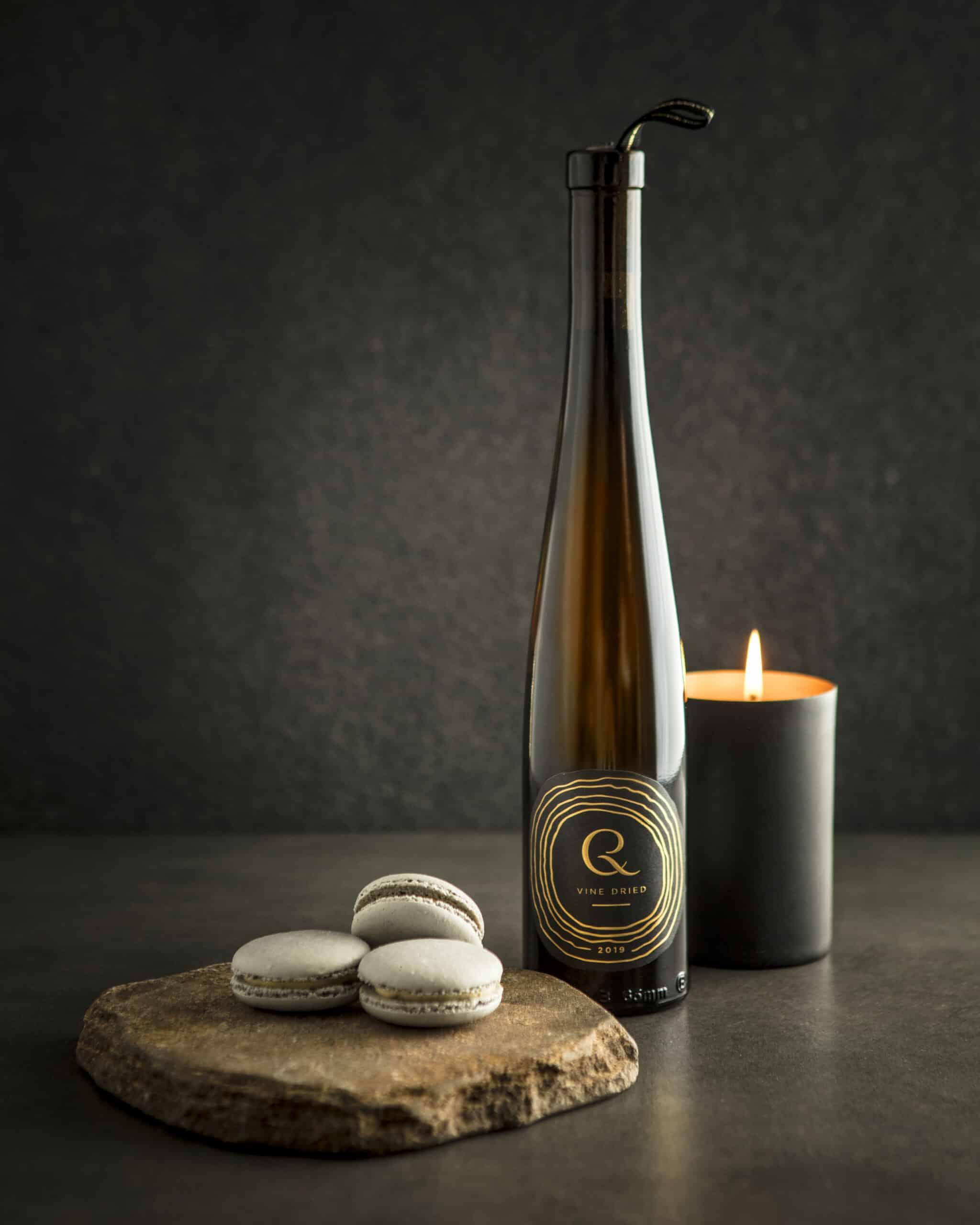 Quoin Rock Wine Estate's Looks To Raise The Bar Again With Vine Dried Sauvignon Blanc 2019 photo