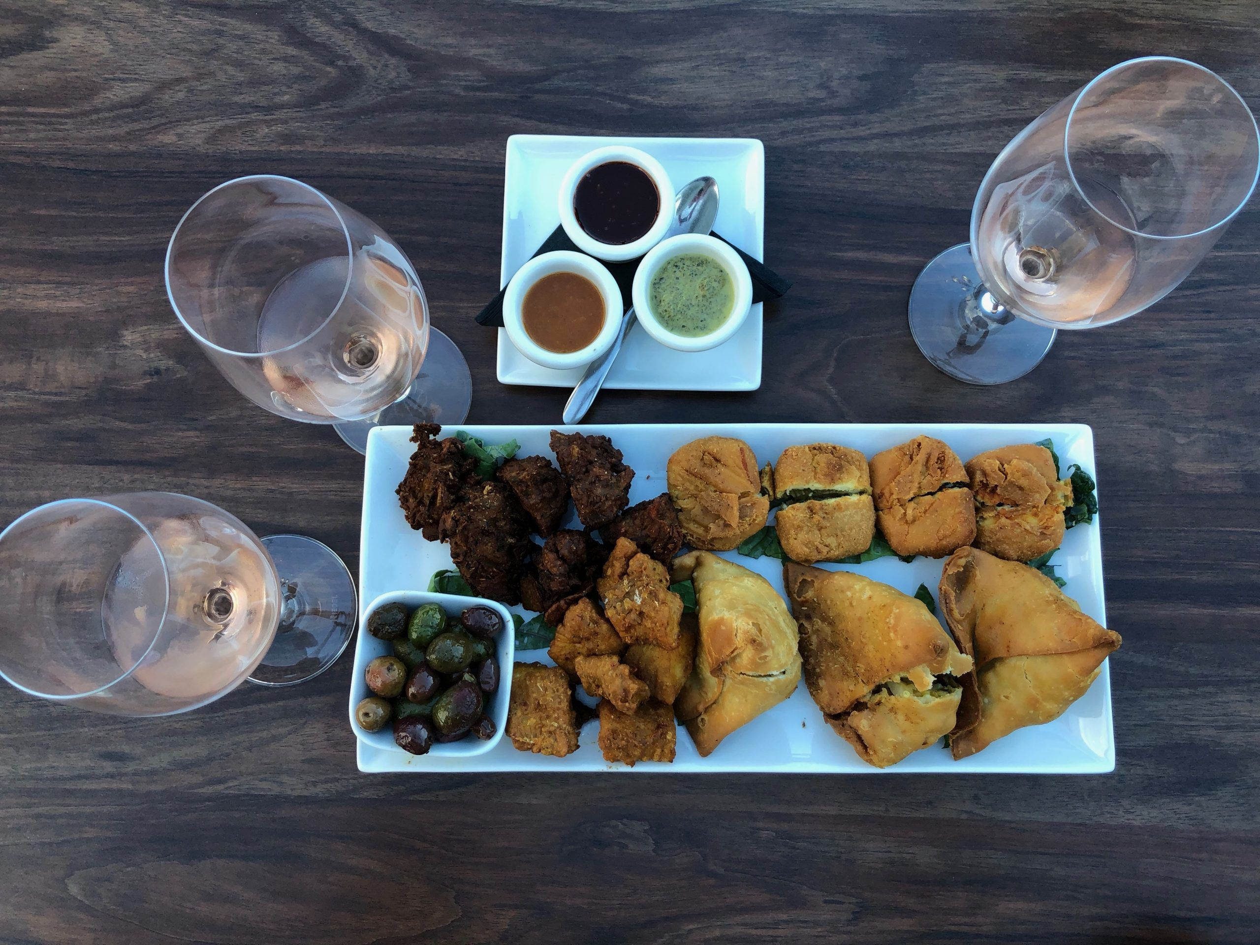 Spice Valley: In The South Okanagan, Wine Country Cuisine Gets A Kick From The Cumin And Cayenne Of South Asia photo
