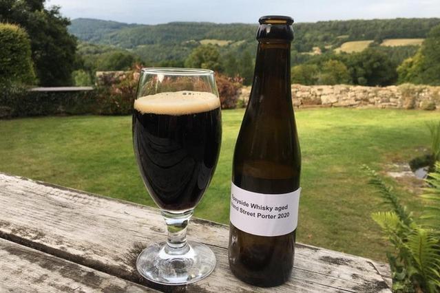 Salcombe's Barrel-aged Porter Picks Up Gold Siba Award • Beer Today photo