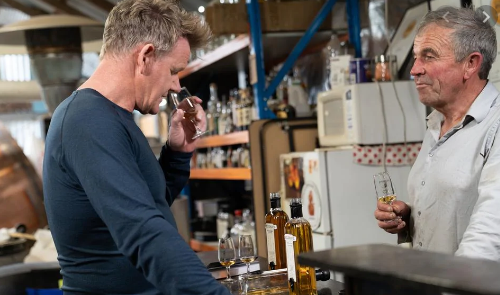 Gordon Ramsey's TV Show Pushes Sheep Dung Whiskey To Star Status photo