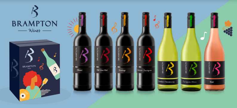 Get a FREE case of Brampton Wine! Here's How… photo