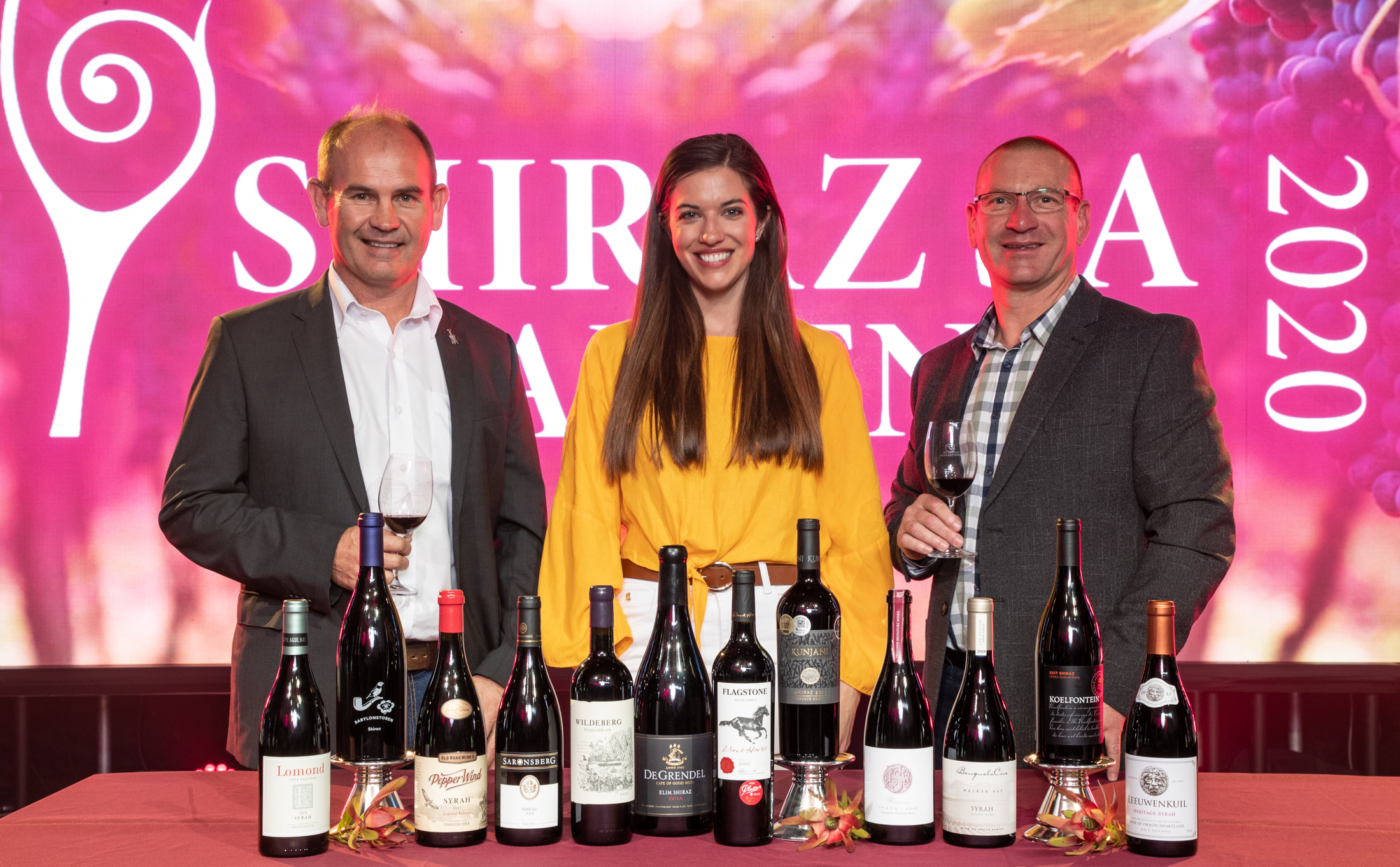 2020 Shiraz Challenge Winners Announced photo
