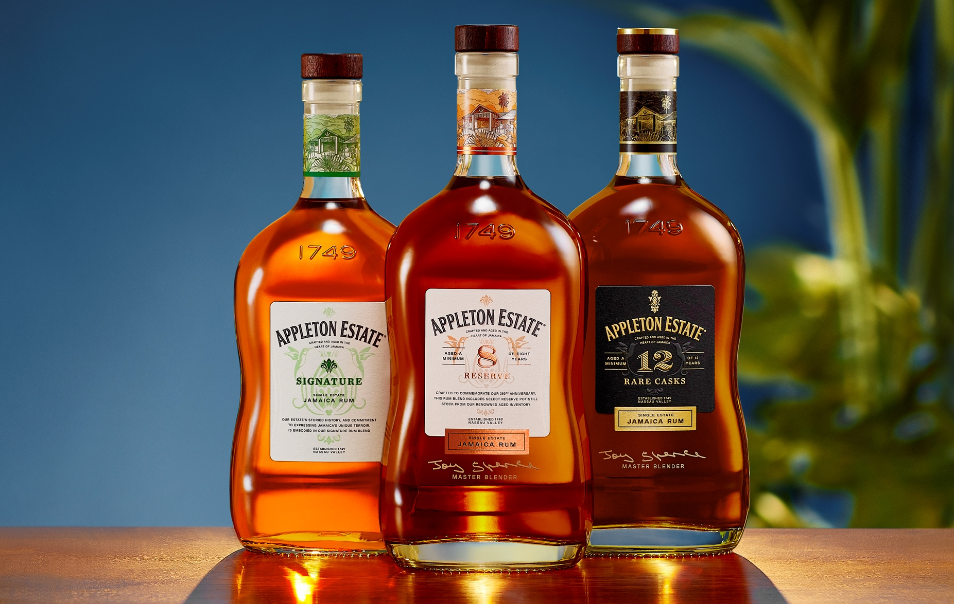 Appleton Relaunch With New Blend And Look photo