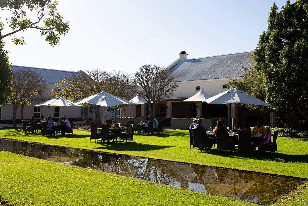 Delicious Dining At Spier Hotel photo