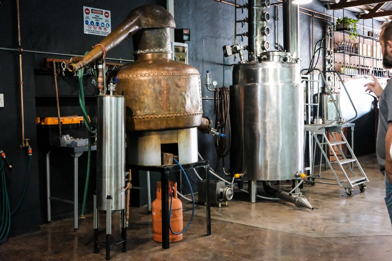 Spirits Low For Craft Distillers photo