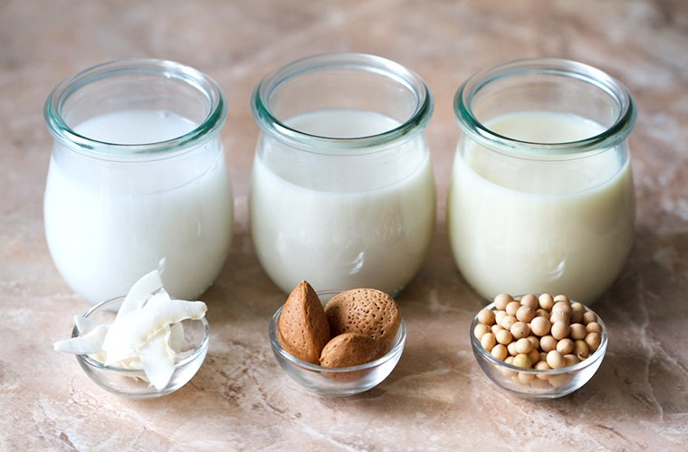 What Are Plant Milks And Are They A Better Alternative To Dairy? photo