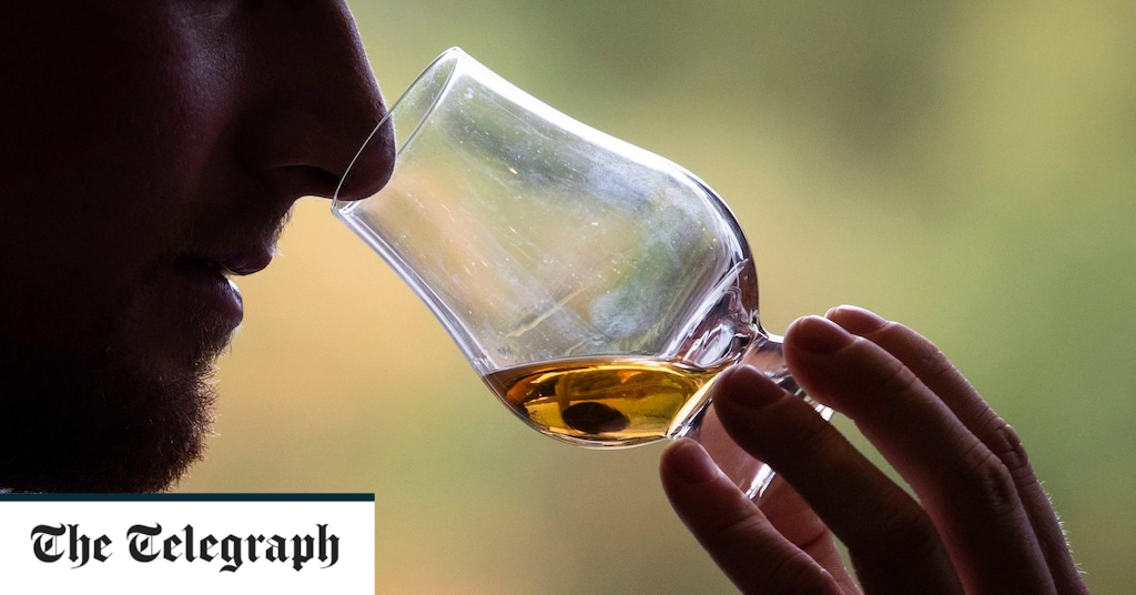 Increasing Asian Demand For High-end Scottish Whisky Prompts A Huge Surge Inprices And Exports photo