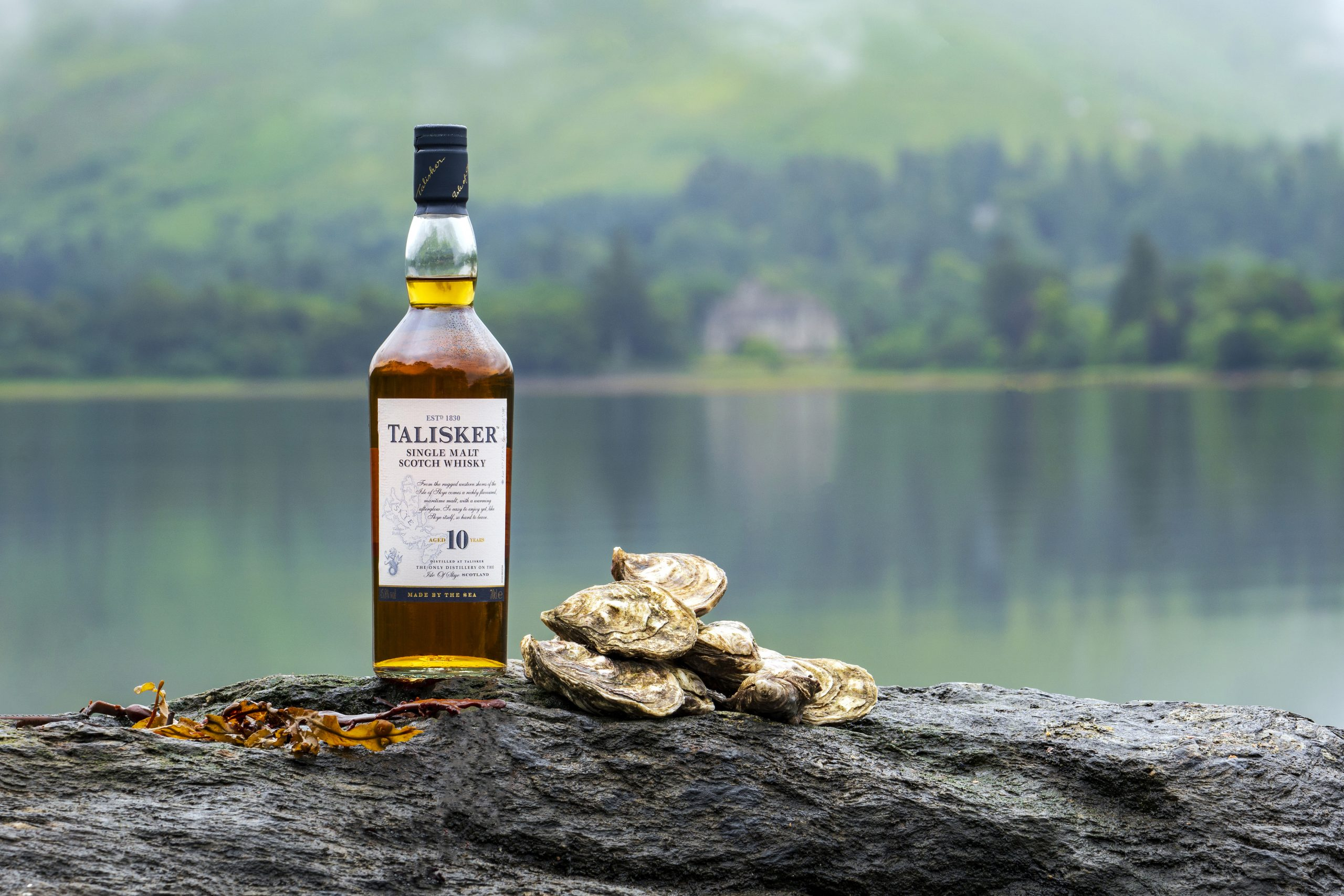 Talisker And Loch Fyne Team Up For Whisky And Oyster Kit photo