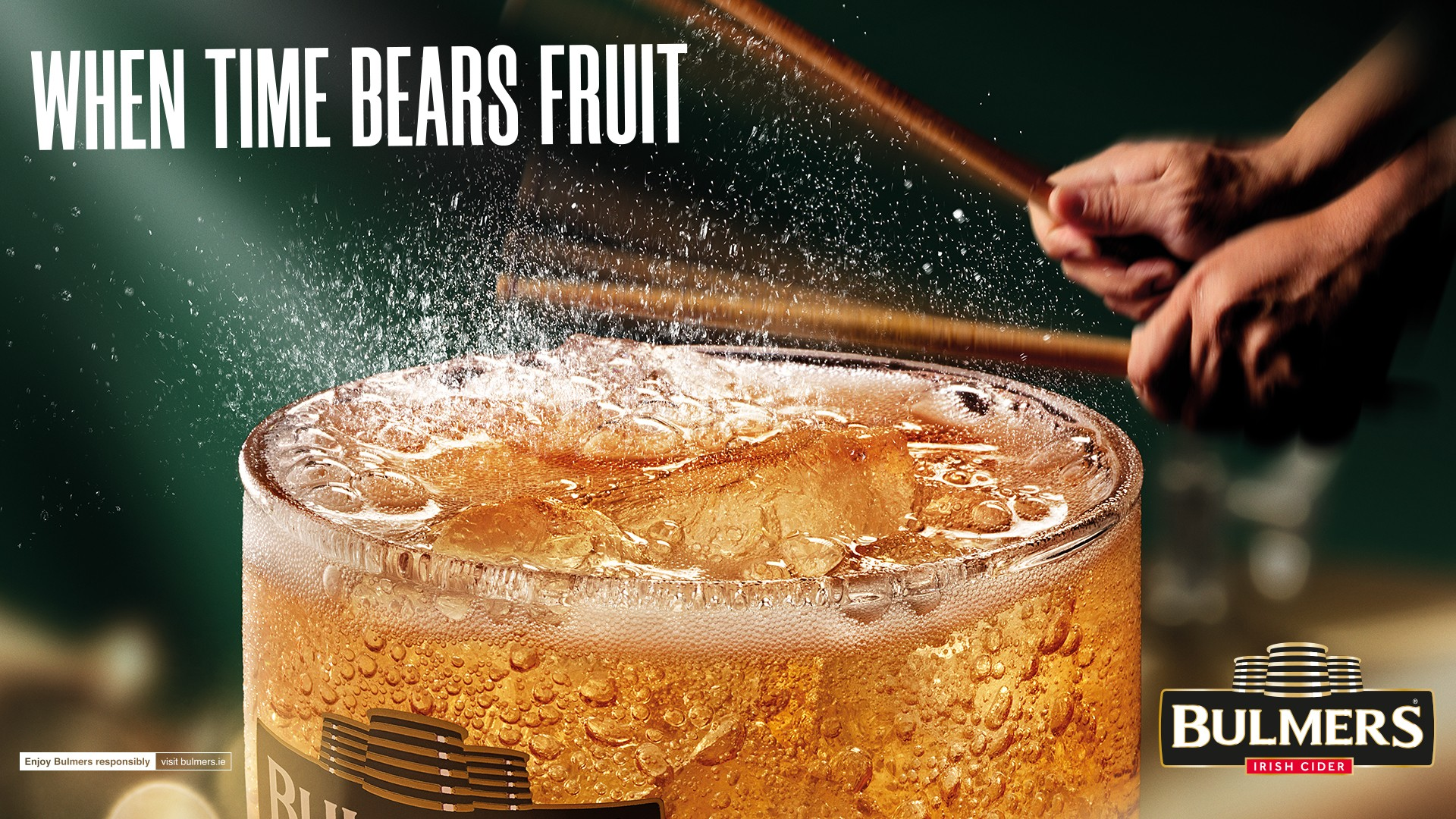 Bulmers Launches New Campaign: The Drum – When Time Bears Fruit photo