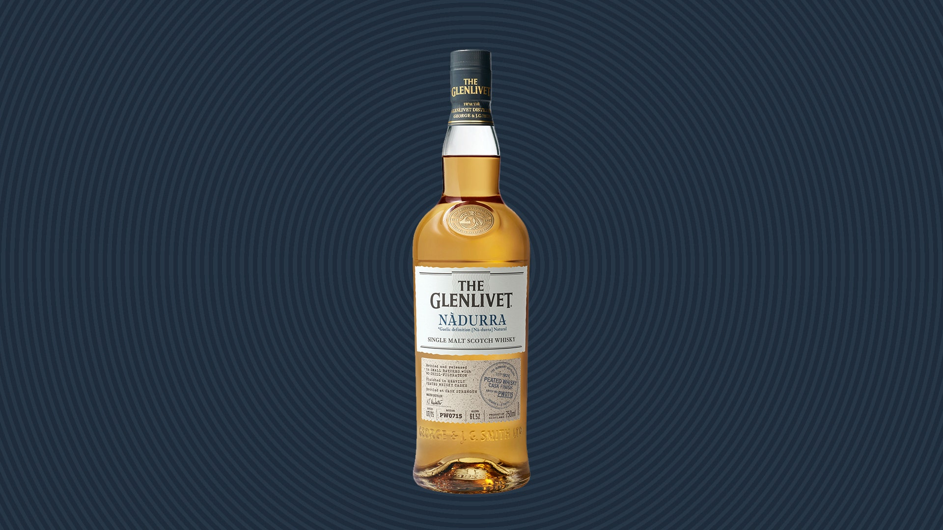 The One Whisky To Try This Weekend: The Glenlivet Nàdurra Pwc photo
