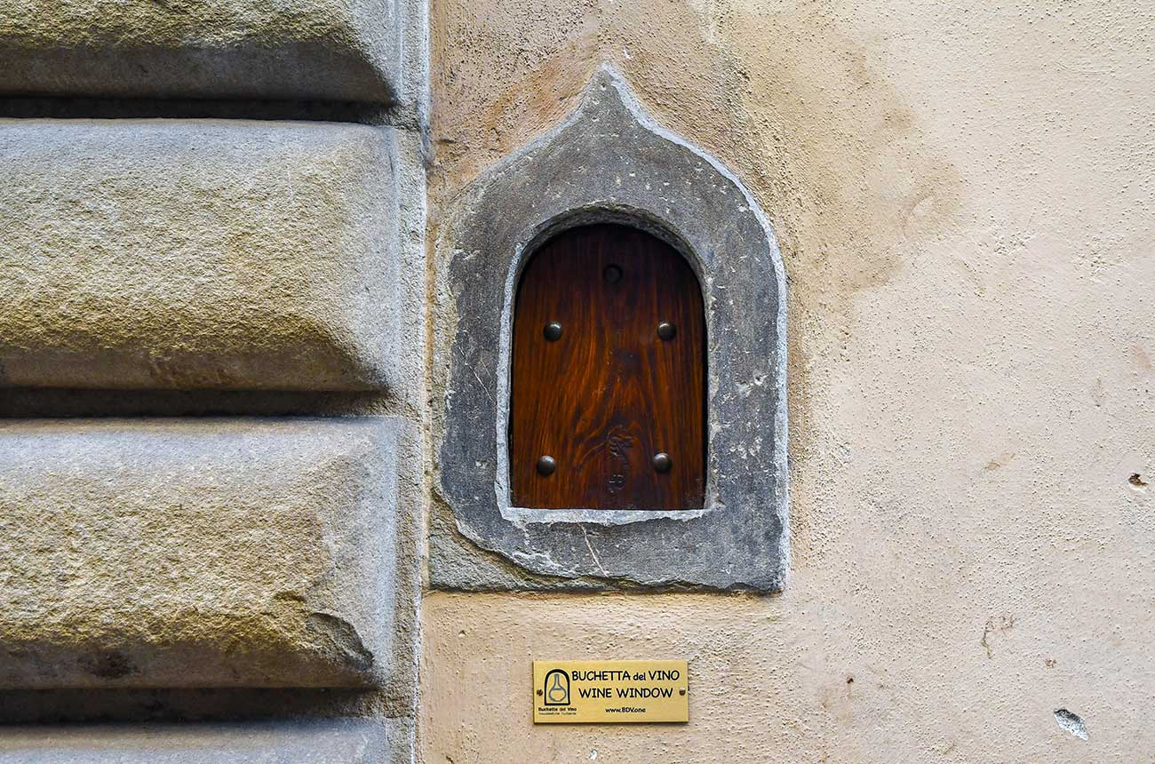 Italy Reopens Ancient 'wine Windows' During Covid-19 photo