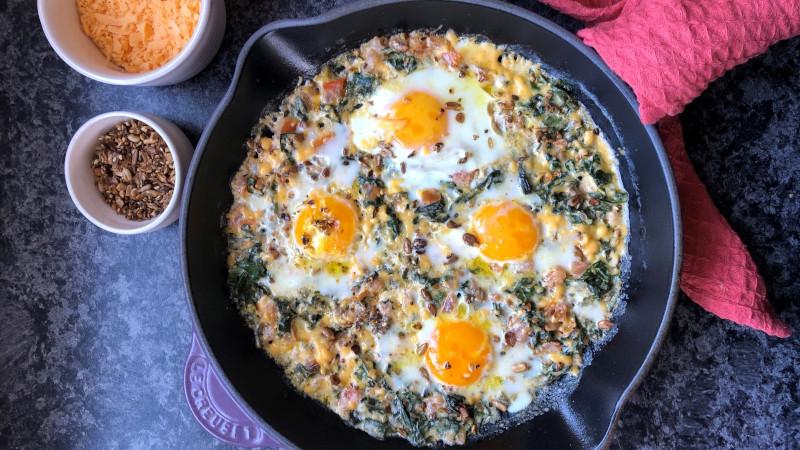 Recipe: Zola Nene's Mood-boosting Egg Dish Is A Breakfast Winner photo