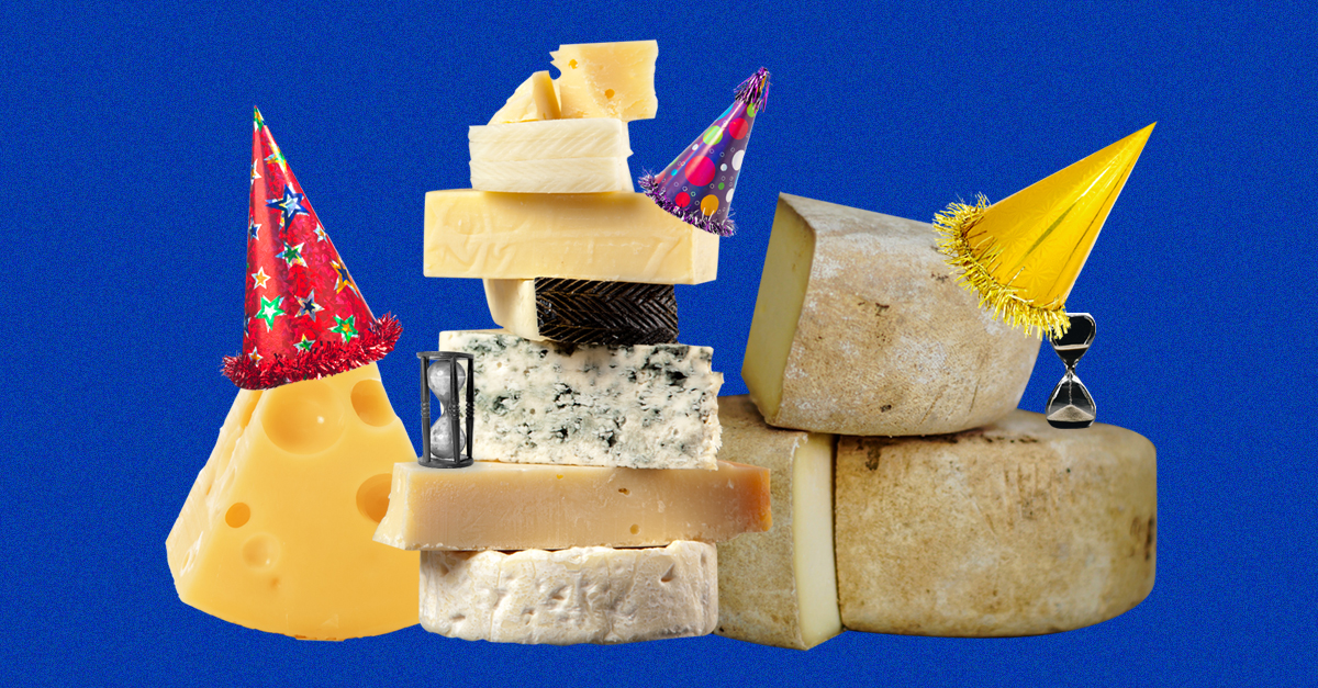 Understanding The Art And Science Of Aging Cheese photo