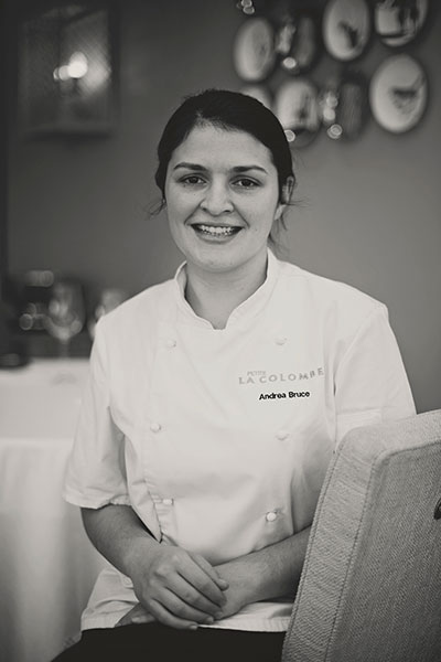 Female Chefs In South Africa: La Petite Colombe's Andrea Bruce photo