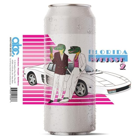 Another Beer Co. Releases Florida Weisse 2 Fruit Sour photo