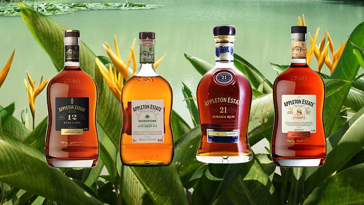 Expression Session — Tasting Four Rums In The Appleton Estate Portfolio photo