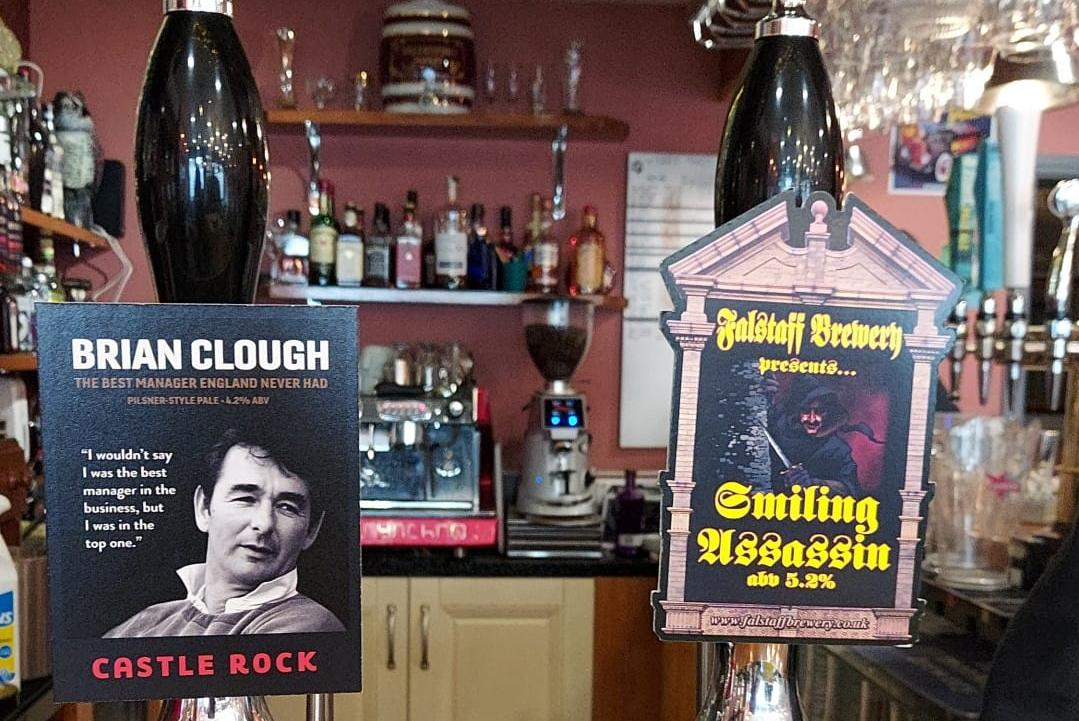 Selston Micro Pub Offering Beer Dedicated To Nottingham Forest Legend Brian Clough photo