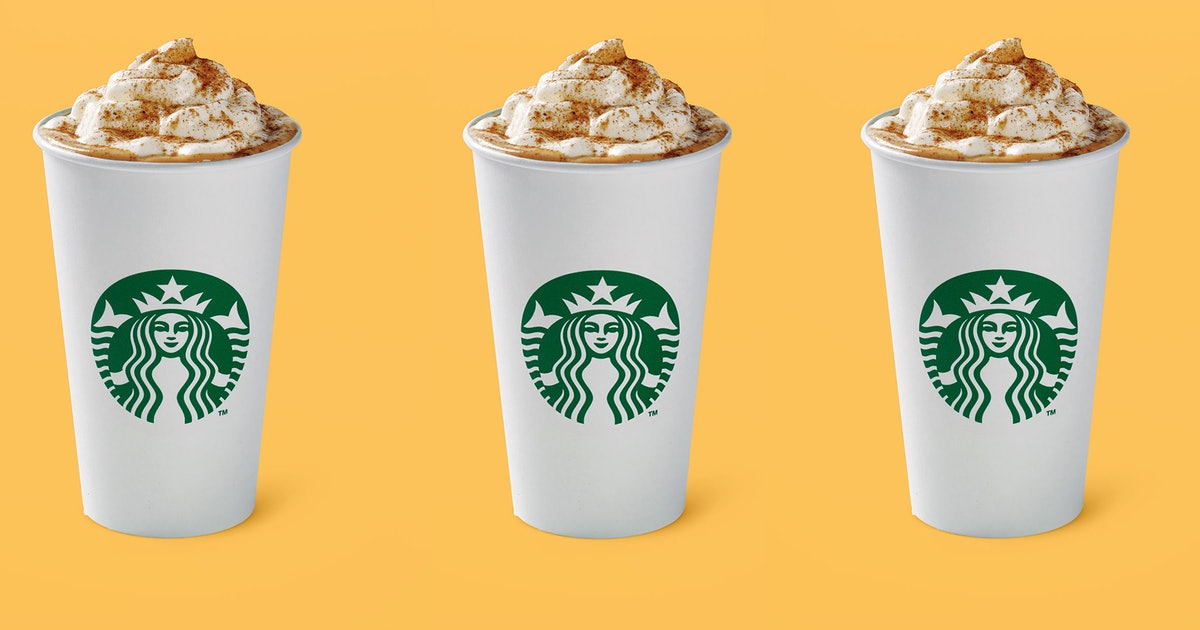Starbucks' Pumpkin Spice Latte Could Come Back Sooner Than You Think photo