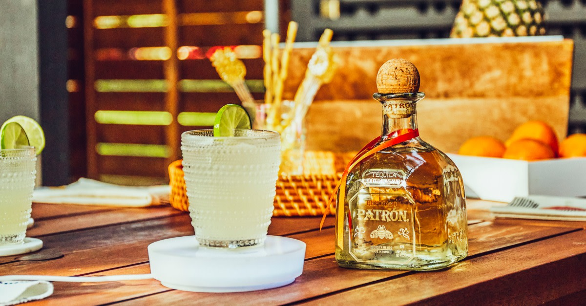 Make The Perfect Margarita With This Smart Coaster From Patrón And Barsys photo