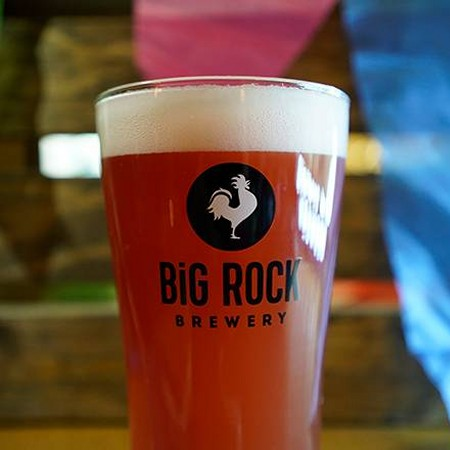 Big Rock Brewery At Liberty Commons Releases Cne Sky Ride Sour photo